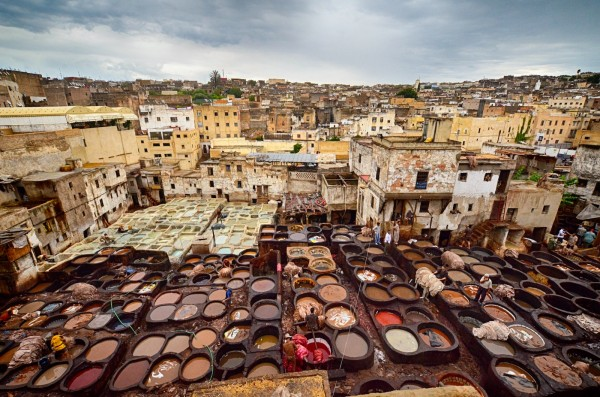 Fes-Tannery 001