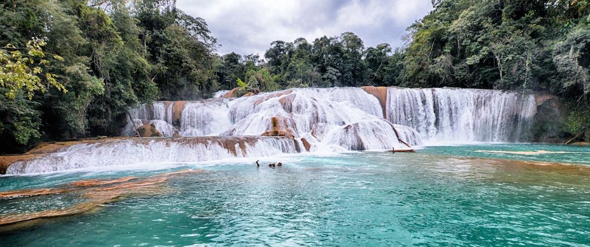 The 5 Best Misol-Ha Waterfall Tours & Tickets - Chiapas | Viator
