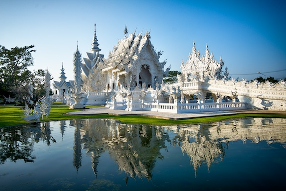 Wat Rong Khun, The White Temple - Chiang Rai, ThailandSoma Images