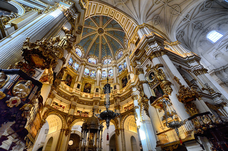 Cathedral-Incarnation-granada-spain